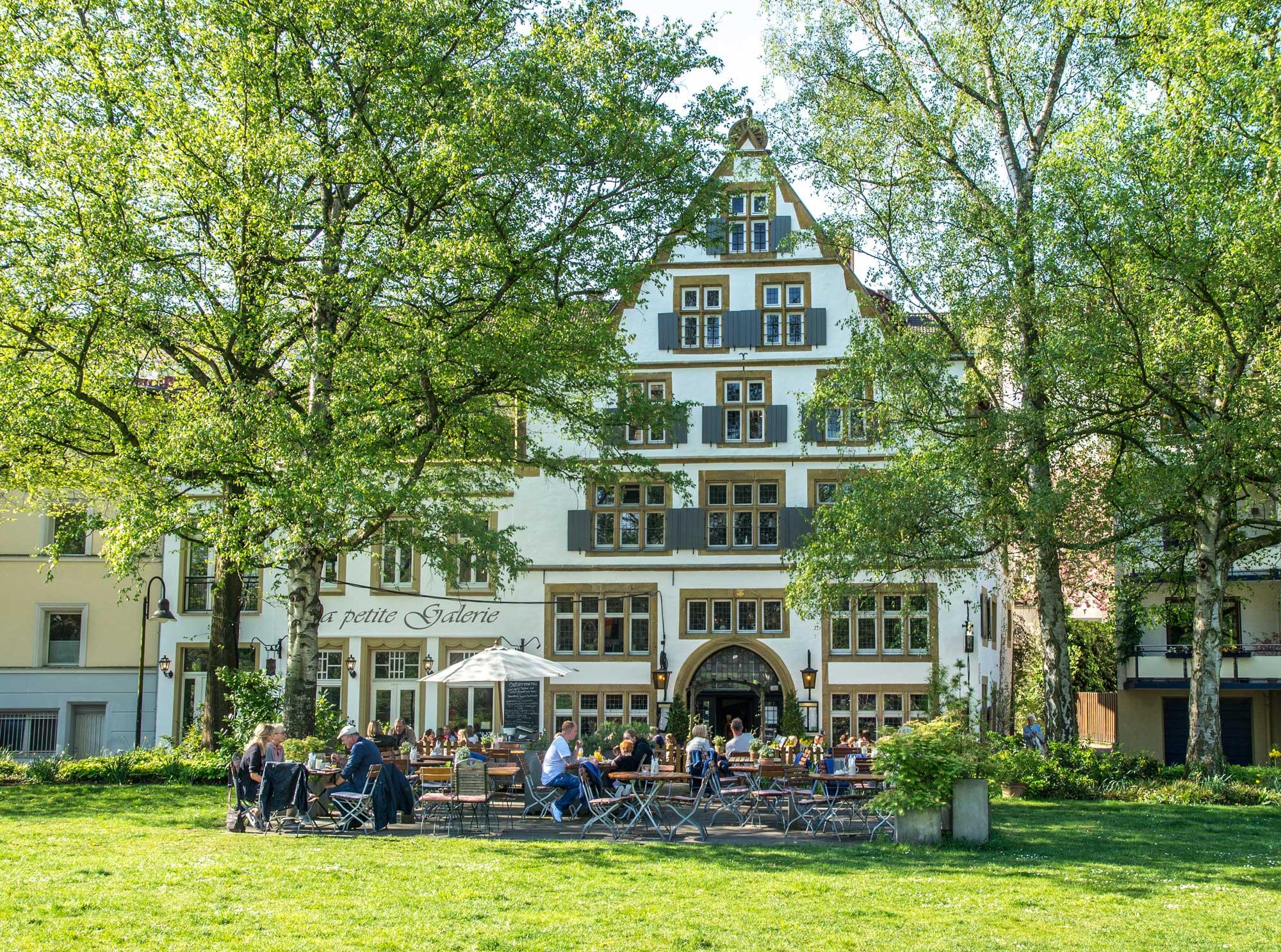 Galerie Hotel Paderborn Hotel Restaurant Cafe